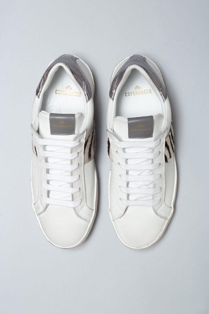 CPH85 vitello white/silver/zebra - alternative 2