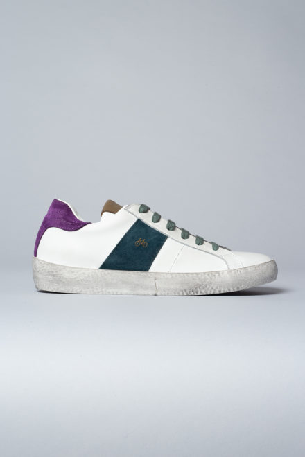 CPH87 vitello white/turquoise/lilac - alternative