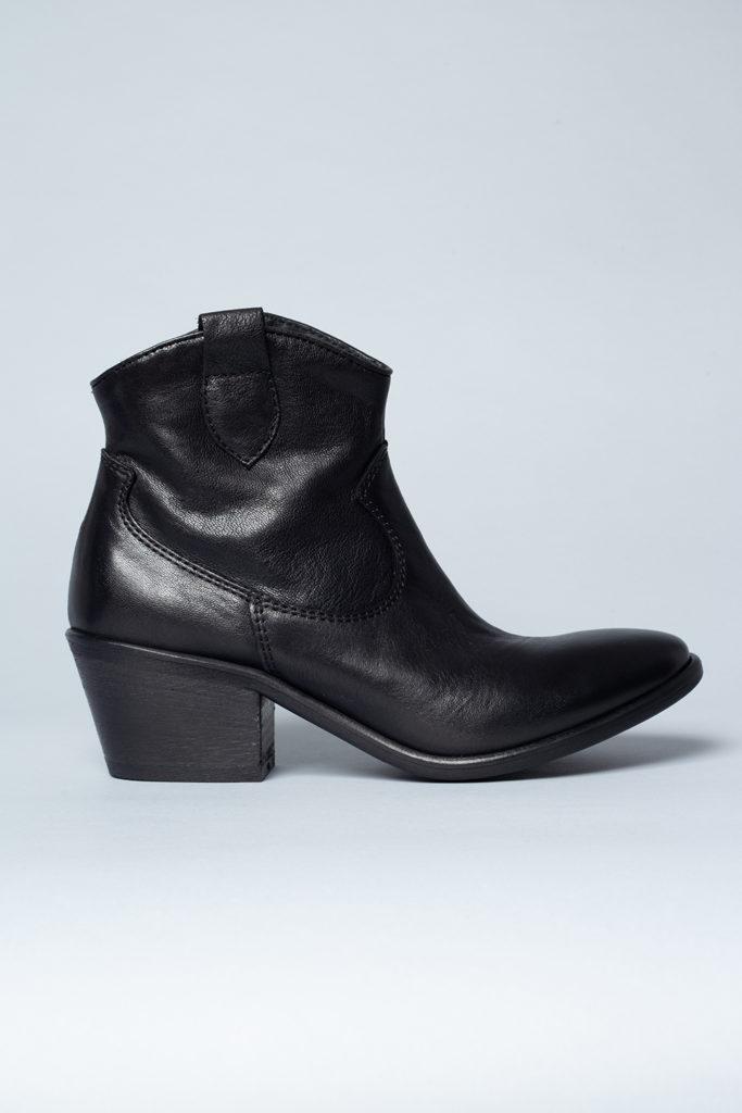 CPH116 cow leather black - alternative 1